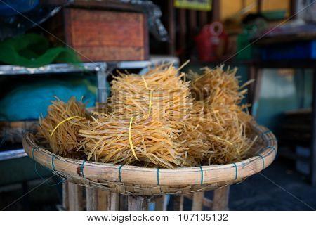Cao Lau Noodles, Hoi An.