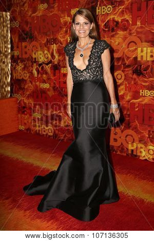 LOS ANGELES - SEP 20:  Suzanne Cryer at the HBO Primetime Emmy Awards After-Party at the Pacific Design Center on September 20, 2015 in West Hollywood, CA