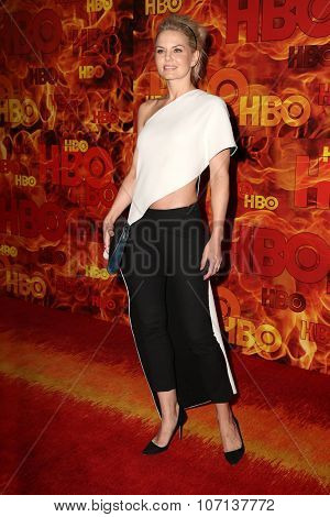 LOS ANGELES - SEP 20:  Jennifer Morrison at the HBO Primetime Emmy Awards After-Party at the Pacific Design Center on September 20, 2015 in West Hollywood, CA