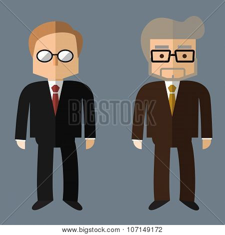 Character Businessman