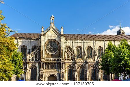 St. Catherine Church In Brussels - Belgium