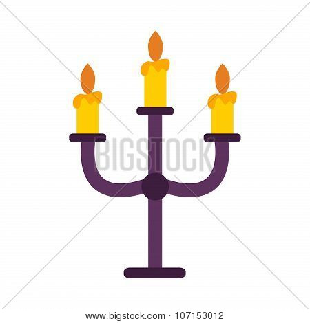 Candlestick Flat