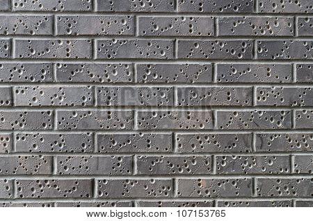Modern Bricks With Decorative Holes