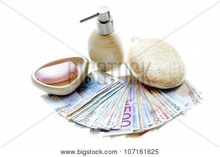 Money Laundering Illegal Cash Euros