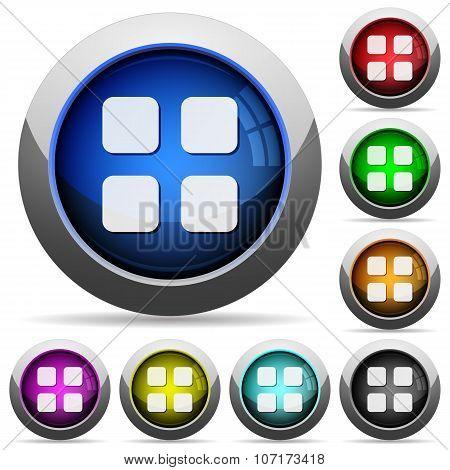 Large Thumbnails Button Set