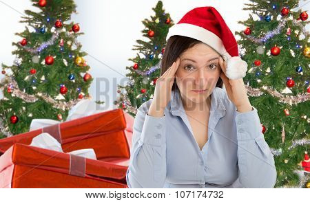 Christmas Holiday Stress