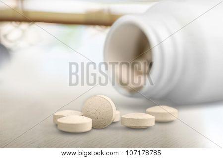 Vitamin Pill.