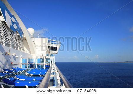 Princes Cruises Ship