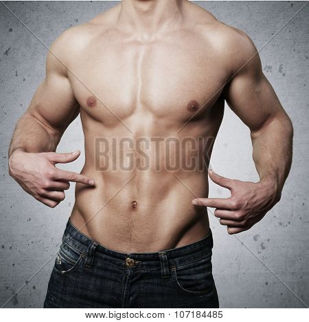 Abdominal Muscle.