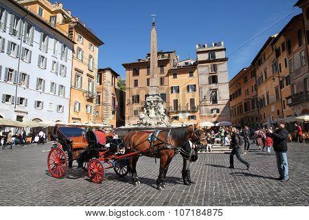 Rome - Piazza Rotonda