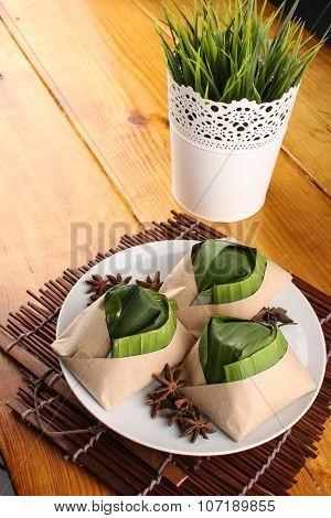 Malaysian Nasi Lemak