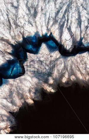 Backlit Mineral