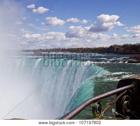 The Niagara Falls View