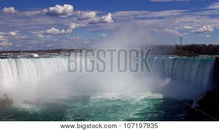 Beautiful Photo Of The Niagara Falls