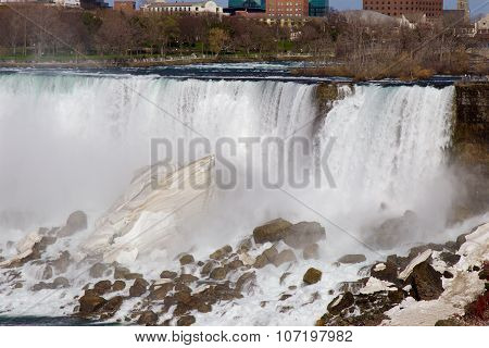 Photo Of The Niagara Falls