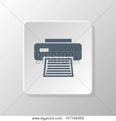 Printer Icon, Fax