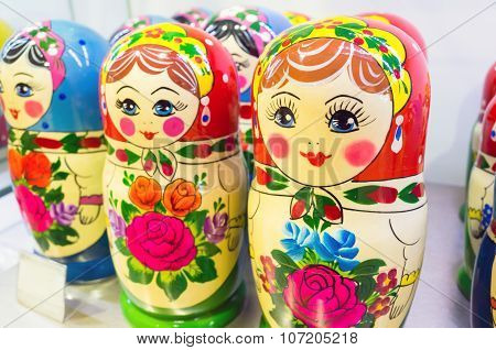 Matryoshka. The Most Popular Russian Souvenir