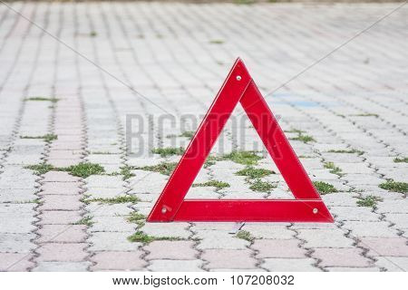 Emergency Warning Triangle
