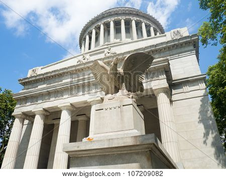 The General Grant National Memorial in New York City