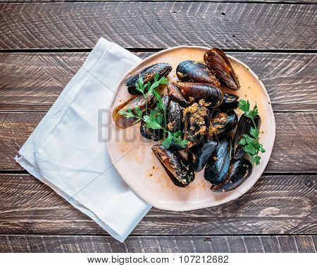 Seafood Specialties.