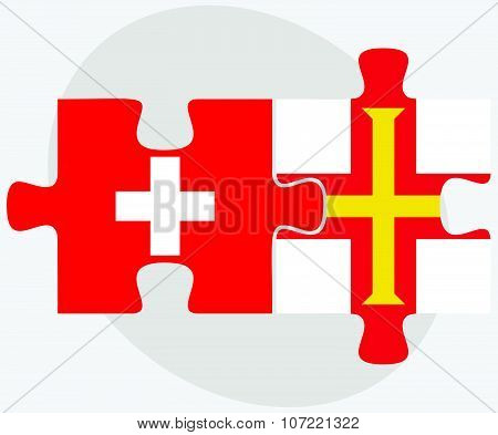 Switzerland And Guernsey