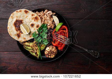 Pork Fajita