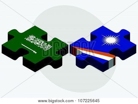 Saudi Arabia And Marshall Islands
