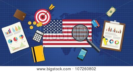 america economy economic rising
