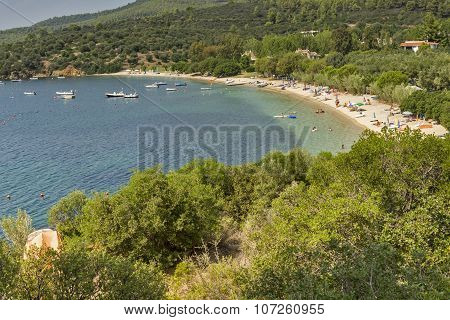 Agia Kiriaki Beach, Chalkidiki, Sithonia, Central Macedonia