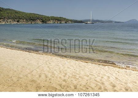 Stiladario Beach, Chalkidiki, Sithonia, Central Macedonia
