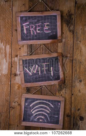 Free Wi-fi Zone
