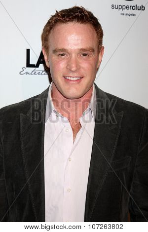 LOS ANGELES - DEC 4:  Michael Redford at the