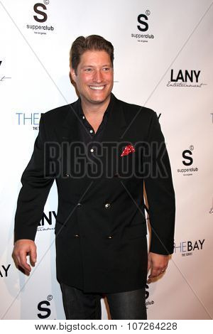 LOS ANGELES - DEC 4:  Sean Kanan at the