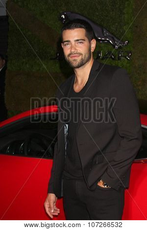 LOS ANGELES - MAY 2:  Jesse Metcalfe at the Jaguar North America and Britweek Present
