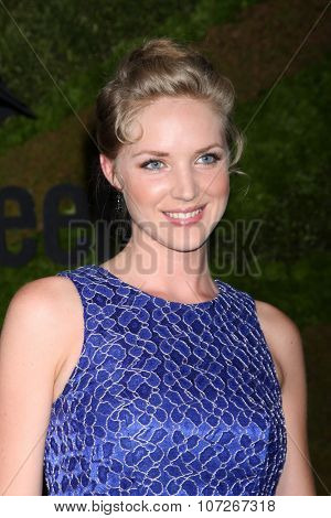LOS ANGELES - MAY 2:  Jaclyn Hales at the Jaguar North America and Britweek Present