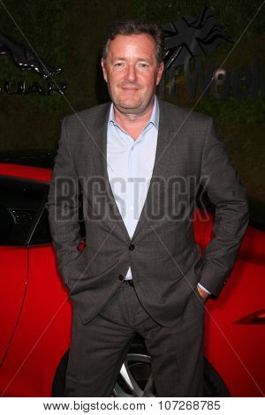 LOS ANGELES - MAY 2:  Piers Morgan at the Jaguar North America and Britweek Present