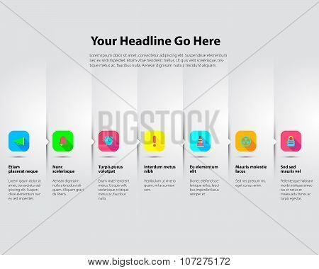Icon Design Template