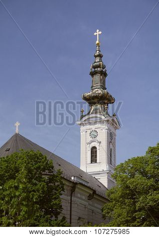 Saint George's Cathedral, Serbia