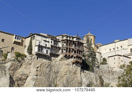 Hanging Houses, Cuenca, Spain
