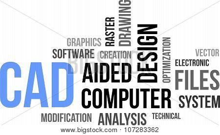 Word Cloud - Cad