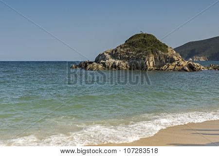 Kalamitsi Beach, Chalkidiki, Sithonia, Central Macedonia