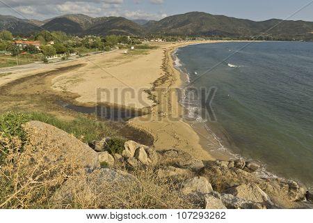 Sykia Beach, Chalkidiki, Sithonia, Central Macedonia