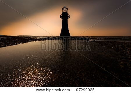 Whiteford lighthouse Gower