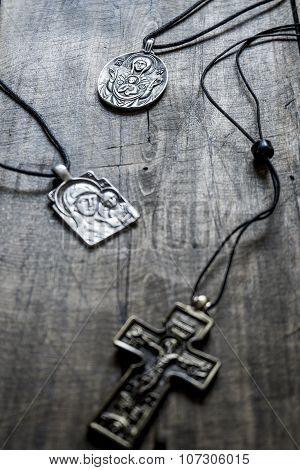 Handcrafted  Jewelry Religious Concepts