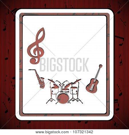 Background Music Instruments