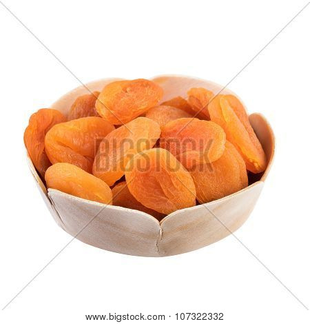Dried Apricots Bowl