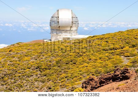 Astronomical Observatory Telescope