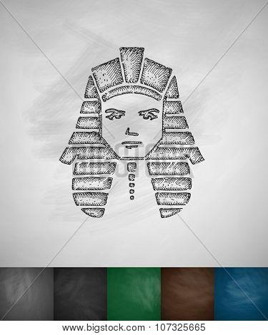 Tutankhamun icon