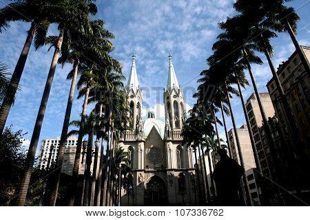 Se Cathedral Sao Paulo