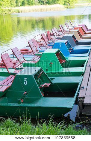 Boats Station